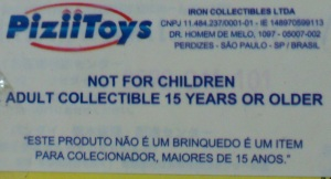 not toys!